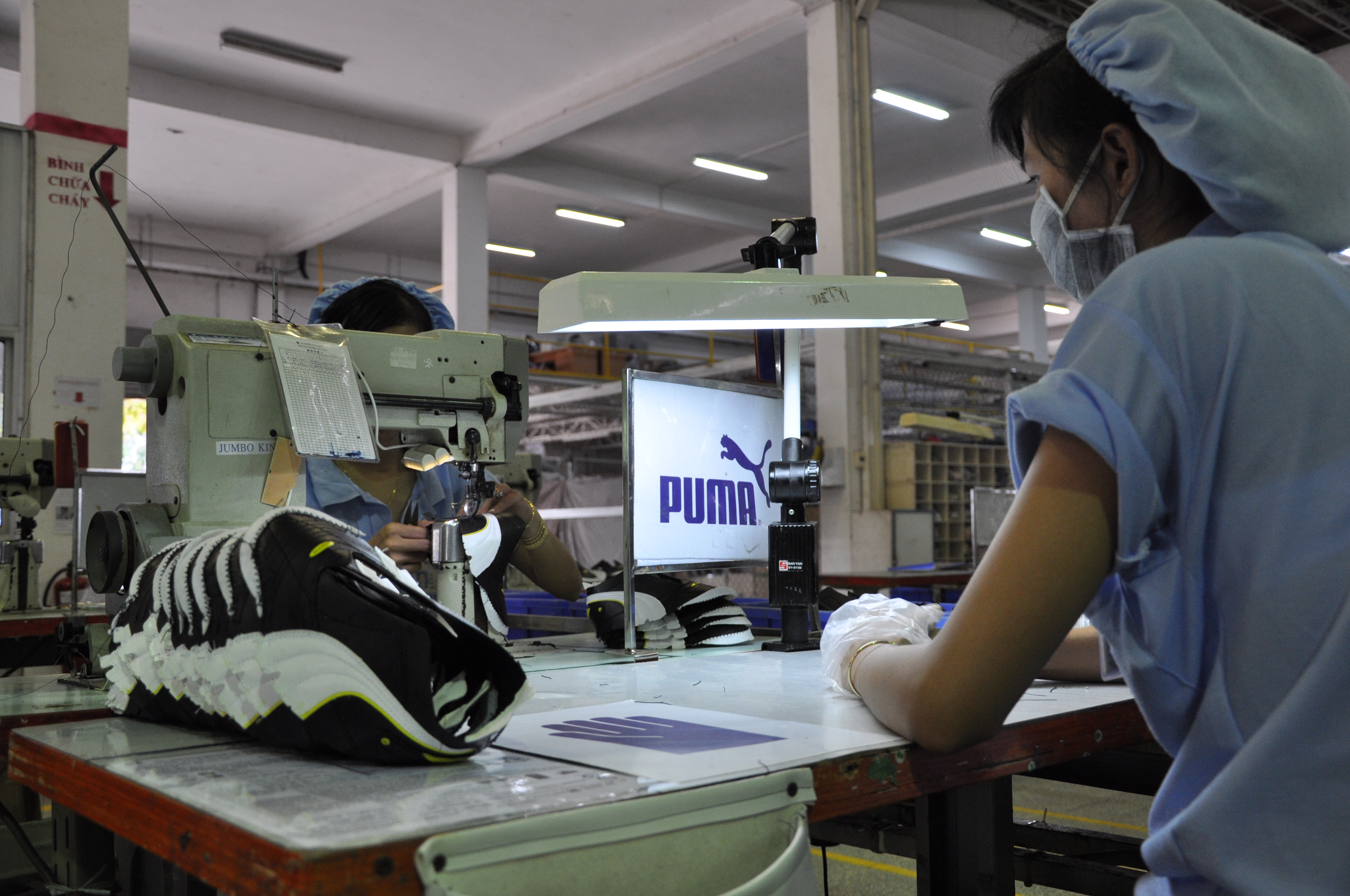 nike and vietnam the impact of The anti-sweatshop campaign targeted contractors for nike, reebok,  since  vietnam is predominantly rural, the overall effect has been a decline in child  labor.